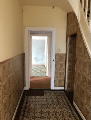 be.interiorstudio - Treppenhaus - vorher