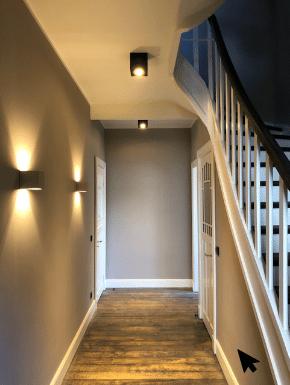 be.interiorstudio - Treppenhaus - nachher